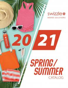 Swizzle's 2021 Spring and Summer Catalog